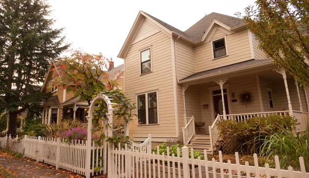 Historic Willamette Neighborhood, Walking Tour