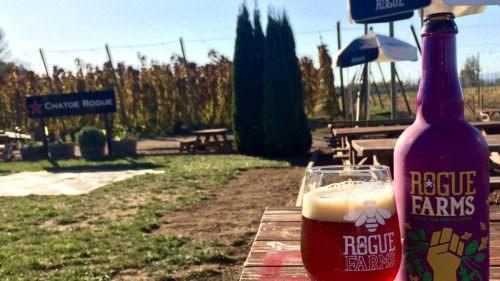 Rogue Farms Chatoe Tasting Room