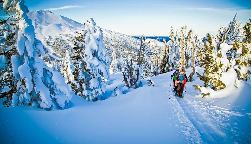 Cozy Winter Retreats In The High Desert Travel Oregon