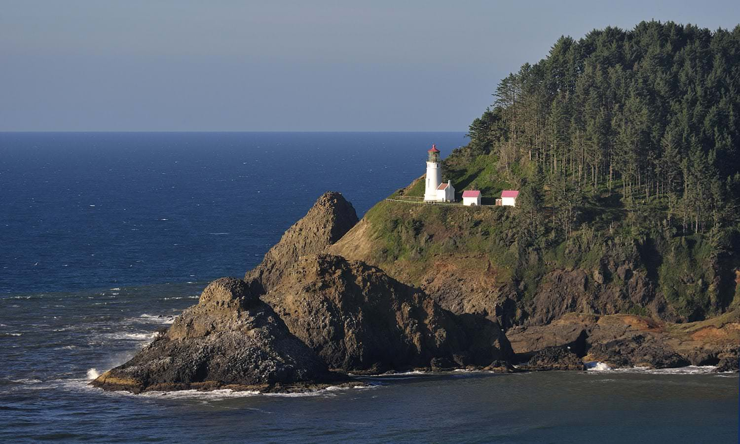 Heceta Light,Oregon Coast,Oregon,USA