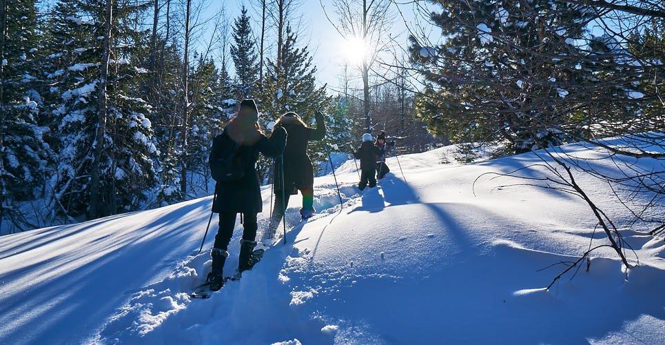 CooperSpur_snowshoe