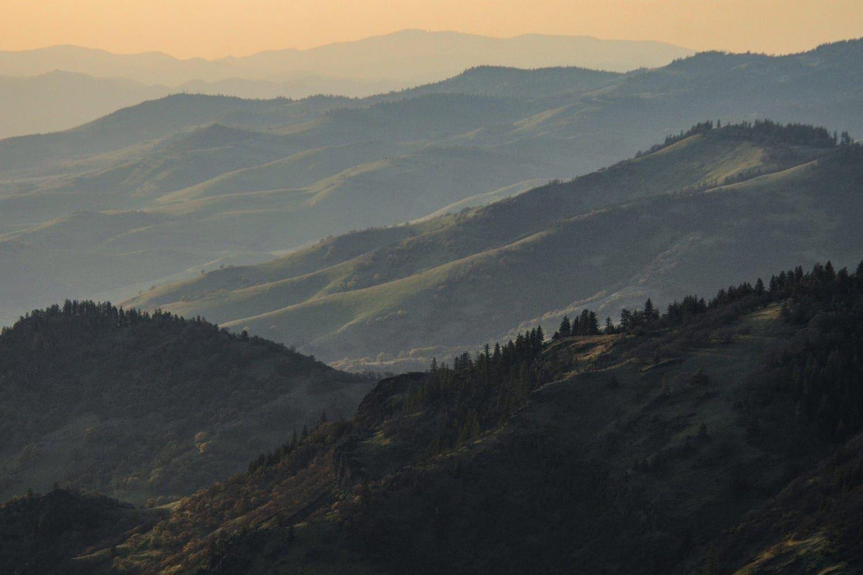 The Western Cascades