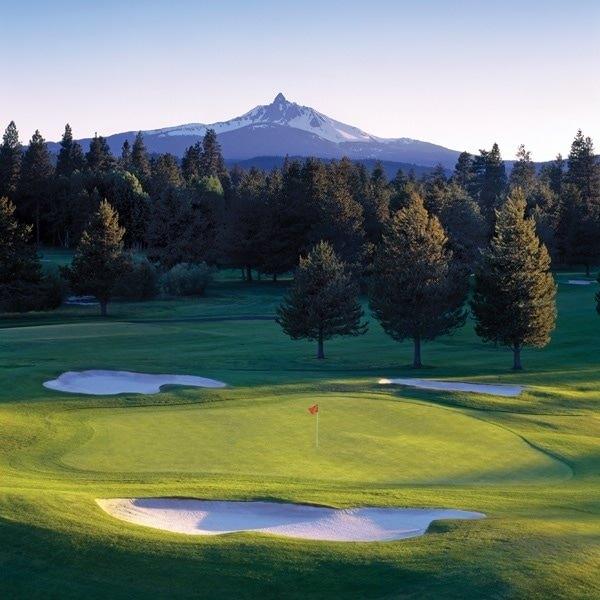 Black Butte Ranch golf course