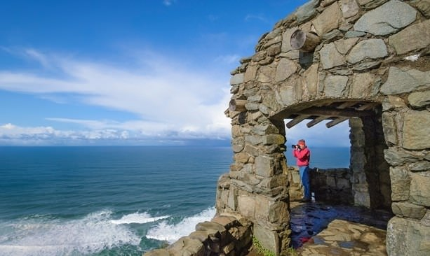 Drive Or Hike To The 800 Foot Summit Highest Point On Oregon Coast