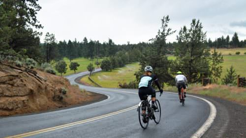 The Cycle Oregon Classic ride starts in Tumalo State Park.