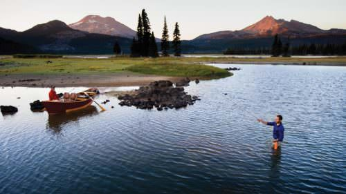 Cascade Lakes by Tyler Roemer