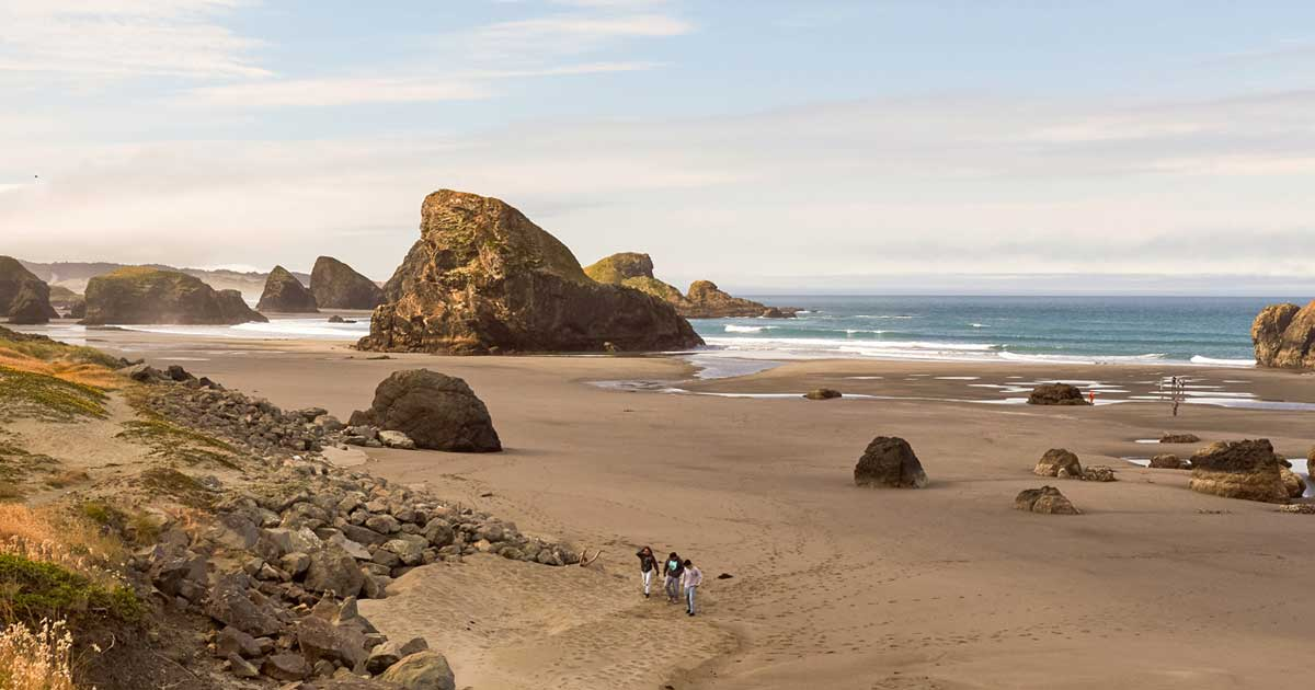 Gold Beach Or Hotels Attractions