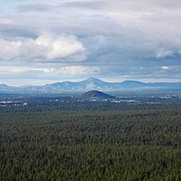 Pilot Butte in Bend