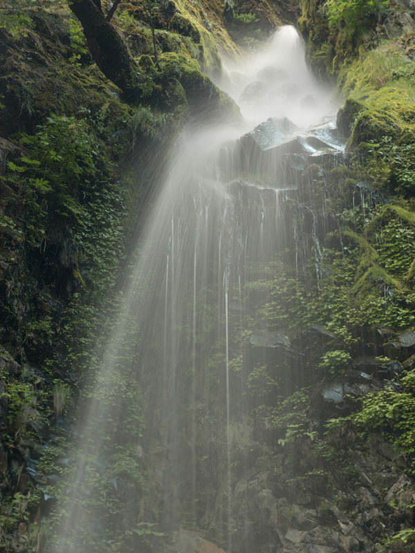 Cabin Creek Falls