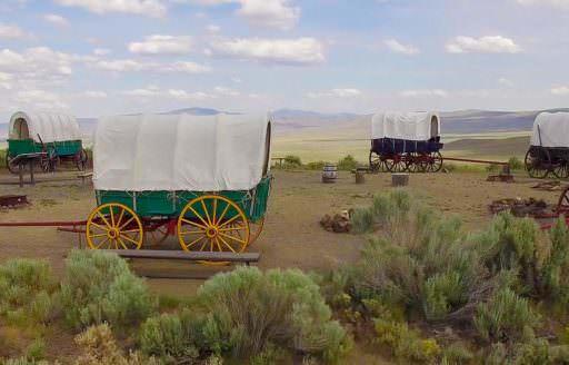 National Historic Oregon Trail Interpretive Center in Baker City