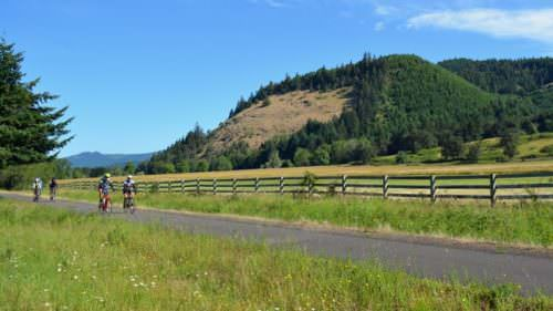 In 2017, Cycle Oregon will have the pleasure of riding through parts of Cottage Grove and Dorena.