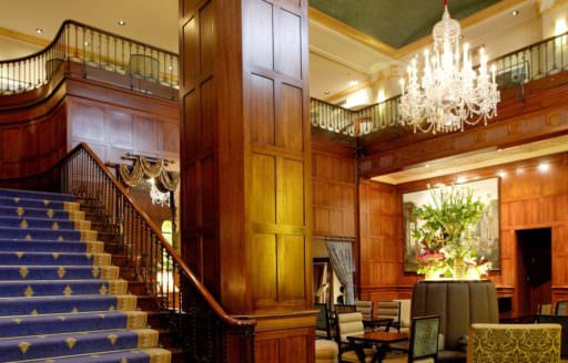 Heathman Hotel in Portland