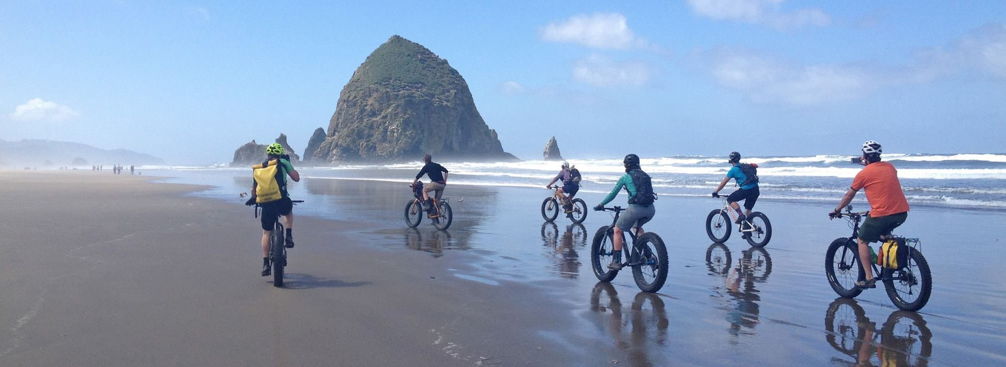 Big fat fun fat biking on the oregon coast travel oregon for Oregon free fishing day 2017