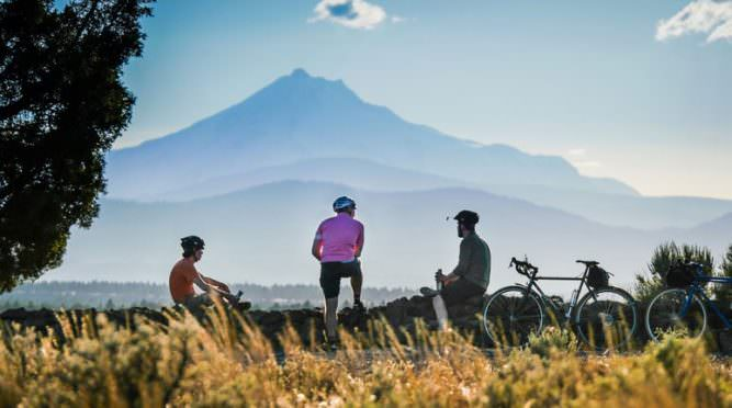 Madras Mountain Views Scenic Bikeway