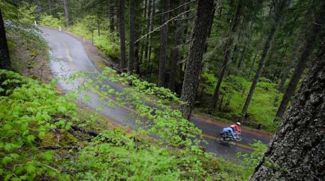 McKenzie Pass Scenic Bikeway