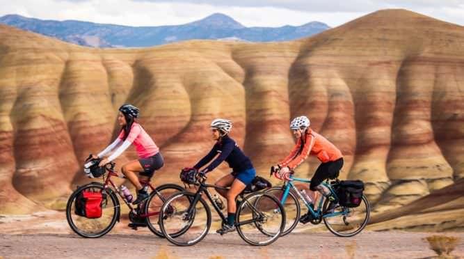 Painted Hills Scenic Bikeway