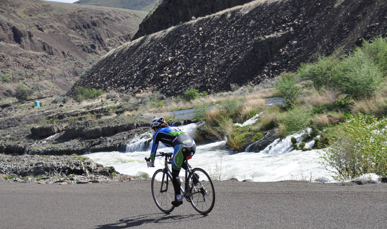 Sherars Falls Scenic Bikeway