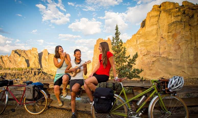Sisters to Smith Rock Scenic Bikeway