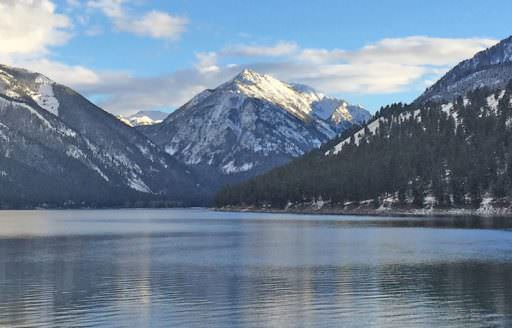 Wallowa Lake by Holly MacFee