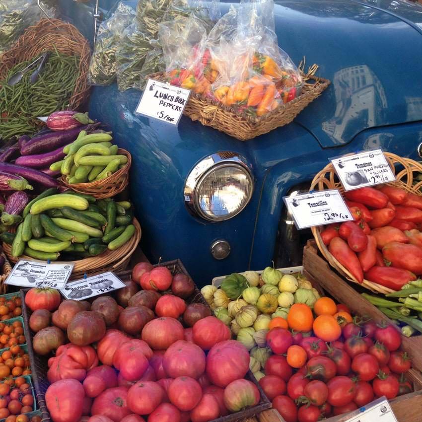 Lane County Farmers Market Eugene