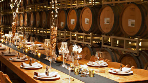 As one of the state's largest wine producers, Willamette Valley Vineyards hosts a big bash for Wine Country Thanksgiving.