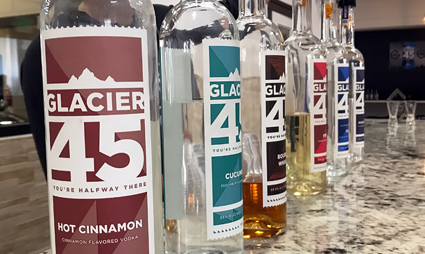 Glacier45 Distilling