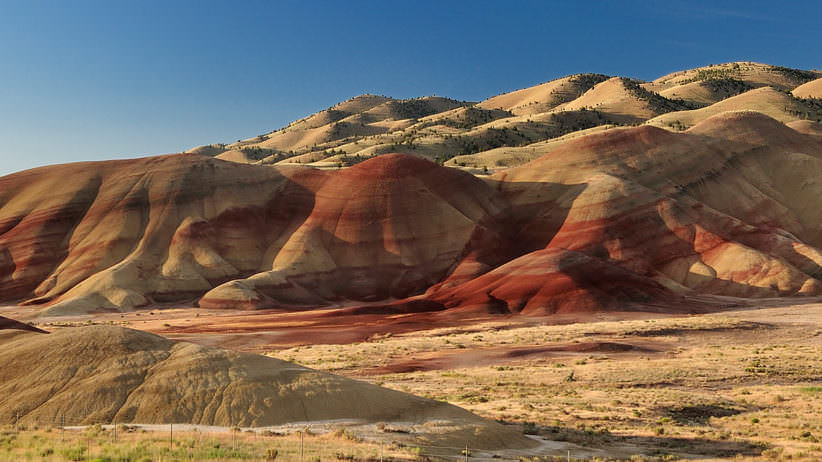 Painted Hills by Christian Heeb