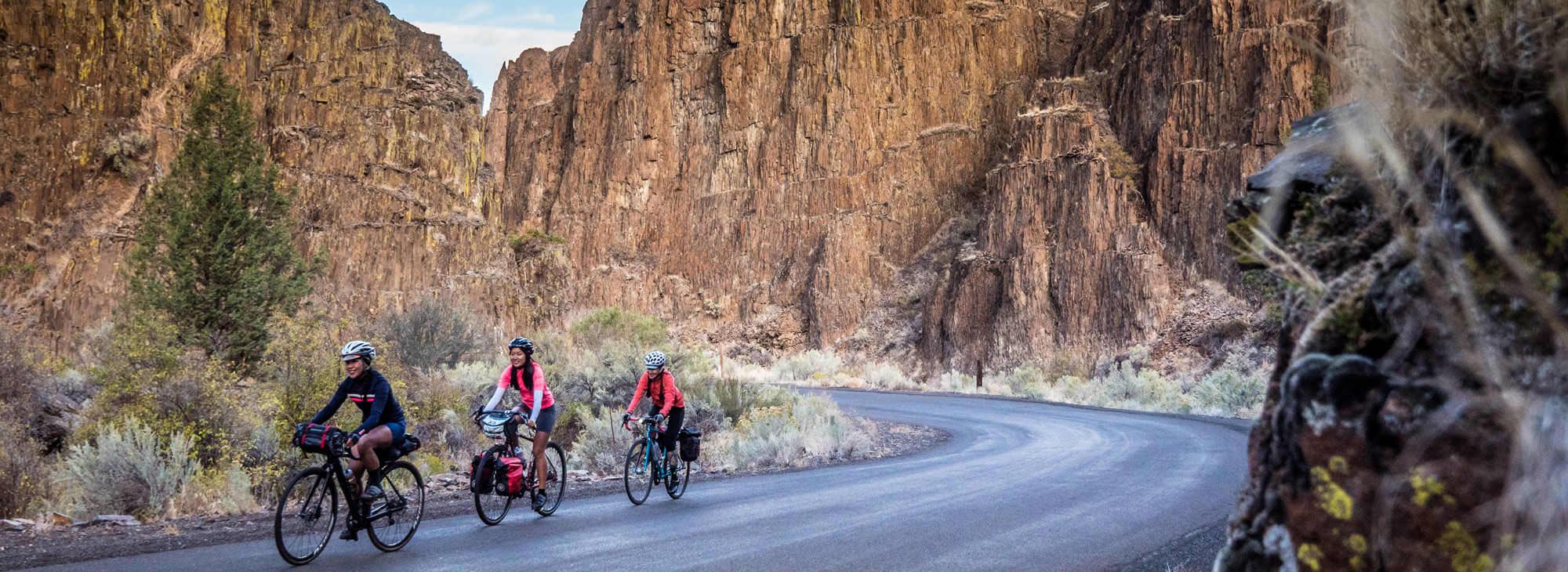 Electric Riding Vehicle >> Ride the Oregon Scenic Bikeways - Travel Oregon