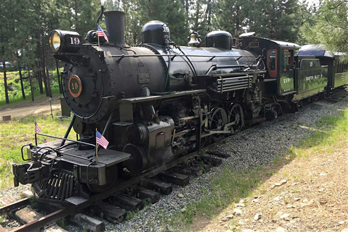 Full Steam Ahead to Sumpter - Travel Oregon