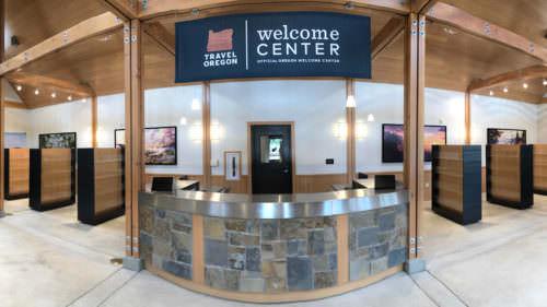 Ashland Welcome Center