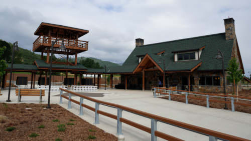 Ashland Welcome Center