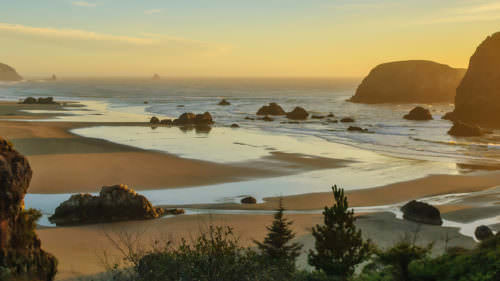 Whaleshead Beach by Greg Vaughn
