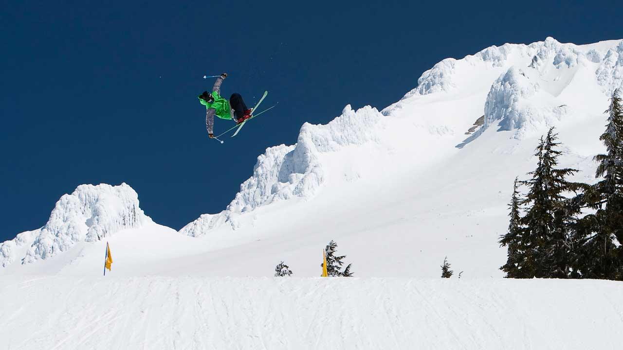 Timberline Lodge and Ski Resort