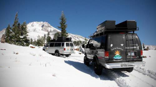 Sea to Summit Ski & Mt Shuttle Service