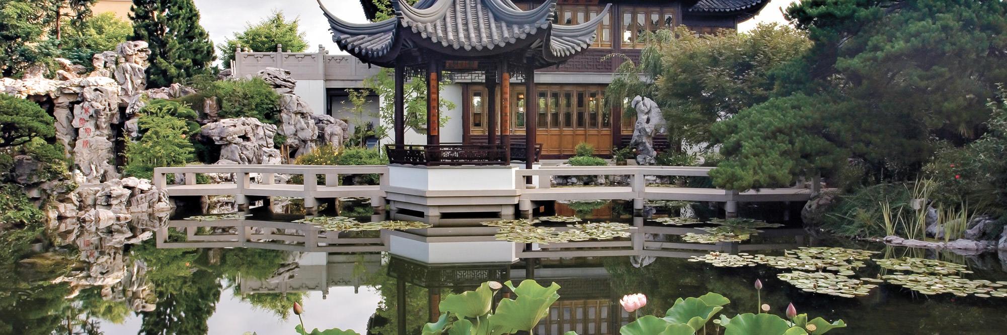 5 ways to experience lan su chinese garden in the rain travel oregon - Chinese Garden Portland