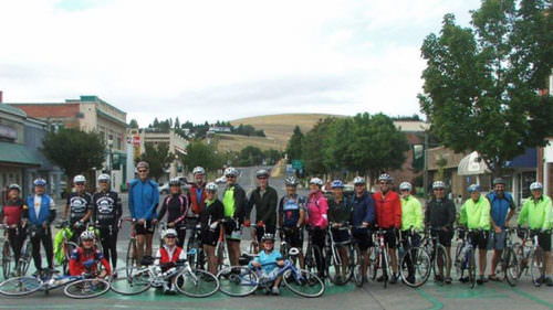 Photo credit: Blue Mountain Century Scenic Bikeway Ride