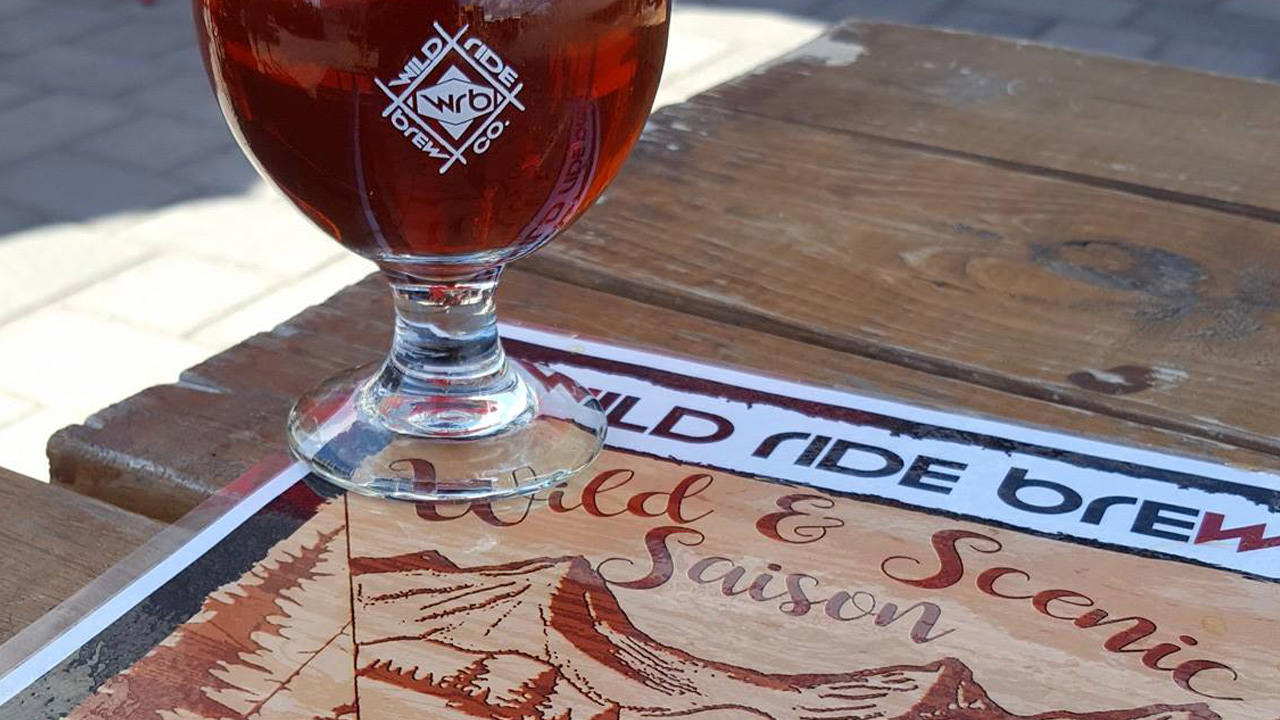Proceeds from Wild Ride Brewing's Wild & Scenic Saison will benefit Discover Your Forest.