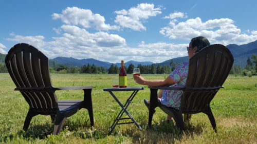 LongSword Vineyard is a family-owned, farmed and operated vineyard and winery. (Photo credit: Lanessa Pierce)