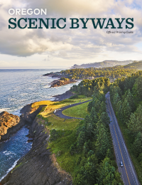 Oregon Scenic Byways Driving Guide cover