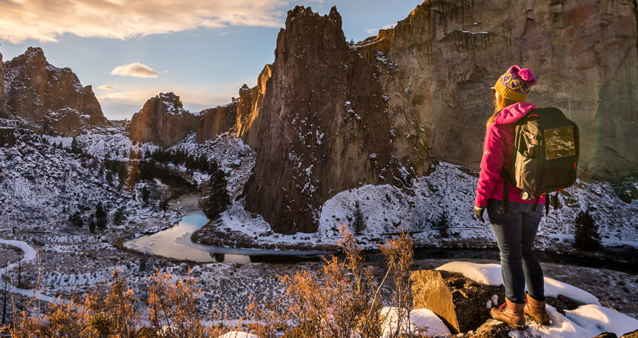 683c99231290f8 Smith Rock in the Winter - Travel Oregon