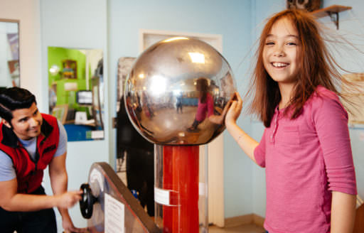 Photo courtesy of Oregon Museum of Industry and Science (OMSI)