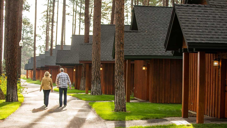 FivePine Lodge and Spa