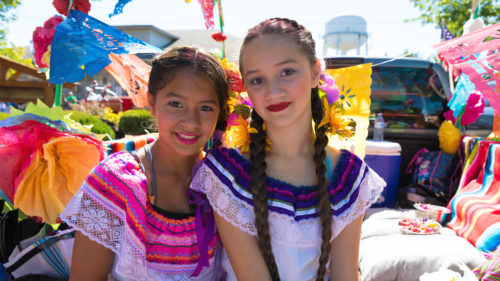"""Drawing families and revelers alike to Woodburn's compact downtown since 1964, Fiesta Mexicana is an officially designated Oregon Heritage Tradition representing """"what it means to be an Oregonian."""""""