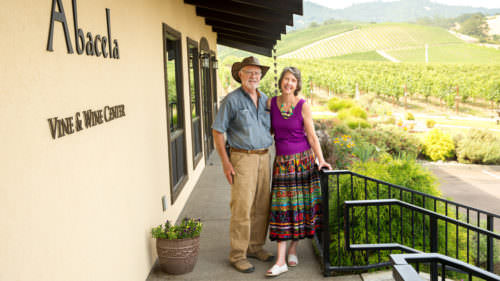 In the early '90s, Earl and Hilda Jones, the owners of Abacela, planted the state's first commercial tempranillo grapes.