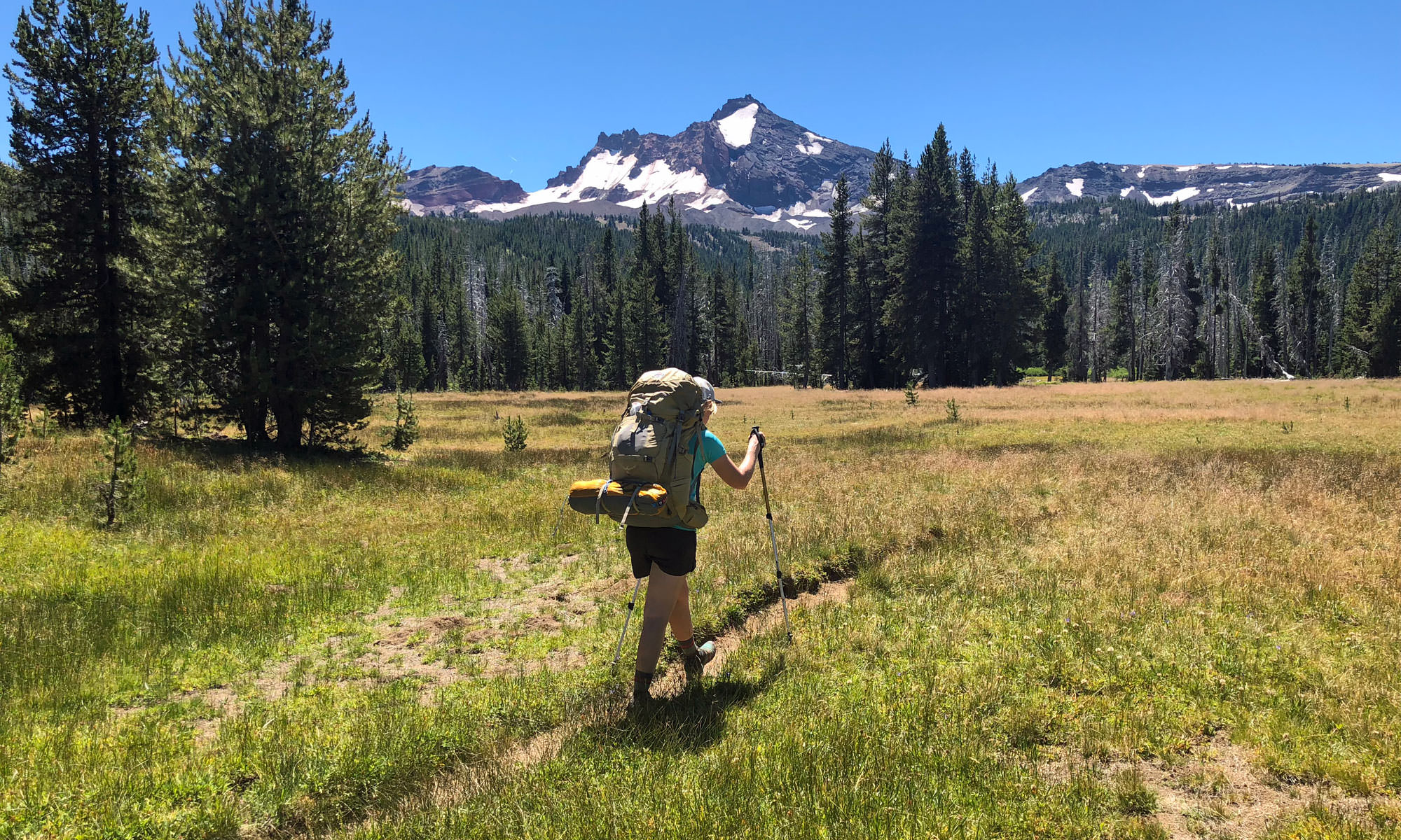 How We Circumnavigated the Three Sisters - Travel Oregon