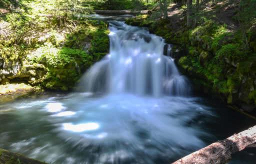 Whitehorse Falls by Felix Lipov / Alamy Stock Photo