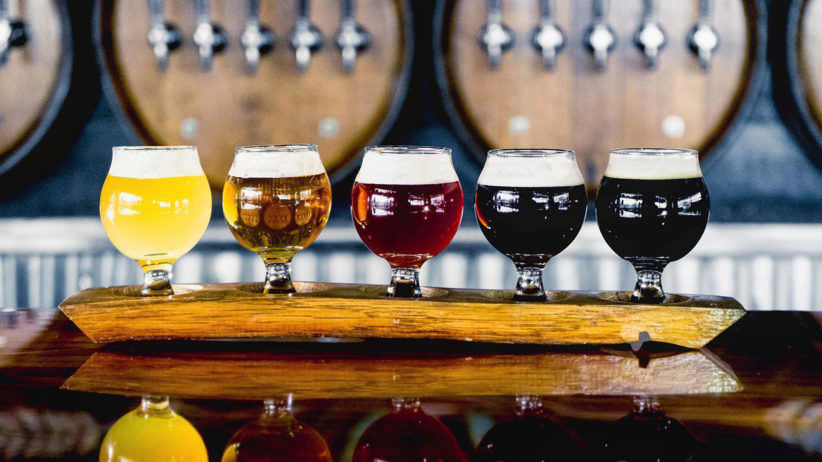 The 649 Taphouse in Aloha is a favorite west-side gathering spot, with a large selection of local craft beers, wines and ciders in a lively atmosphere.