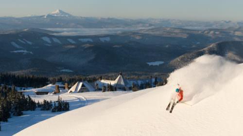 Timberline Lodge & Ski and Snowboard Area