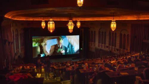 Bagdad Theater (Photo by: Kathleen Nyberg / McMenamins)
