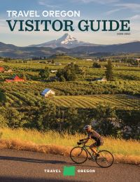 Travel Oregon Visitor Guide cover